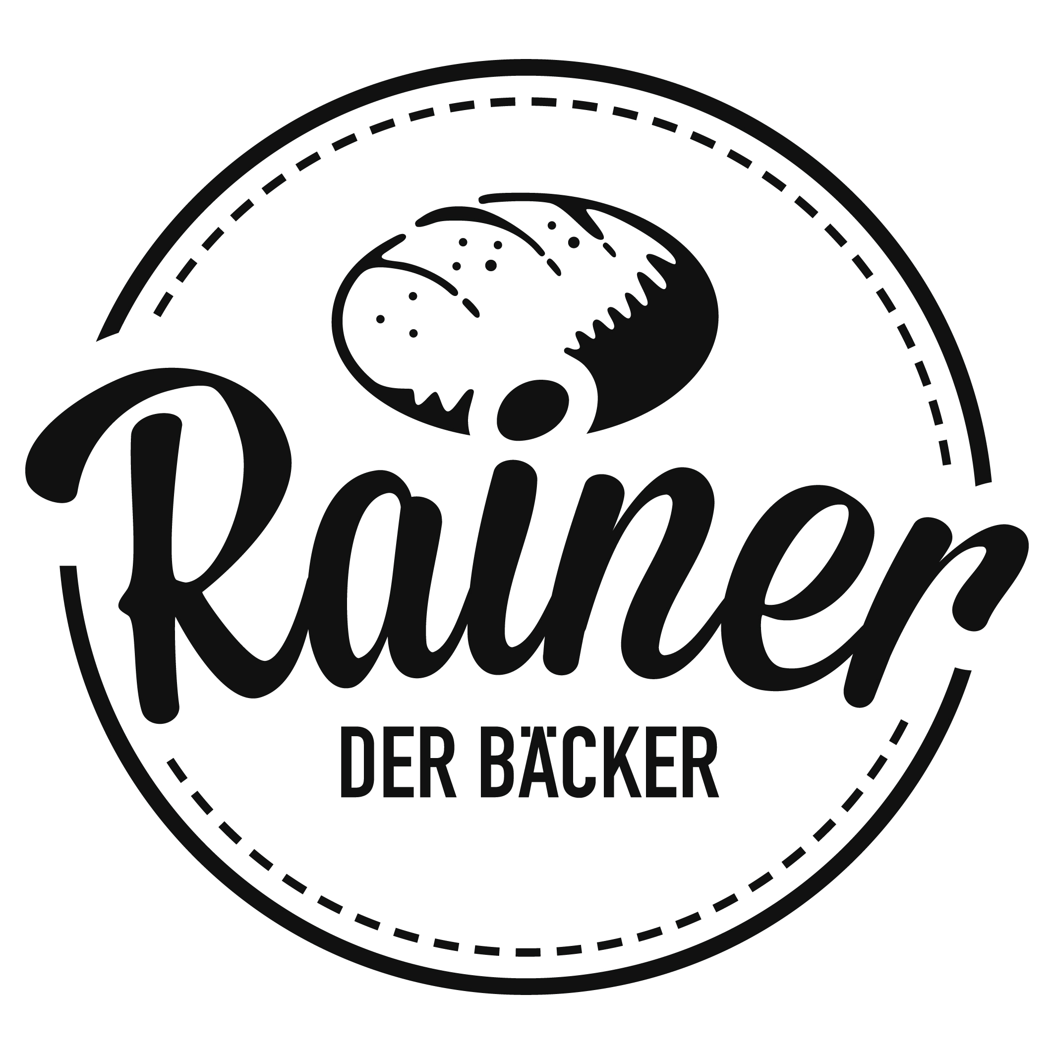 logo rainer peter baeckerei